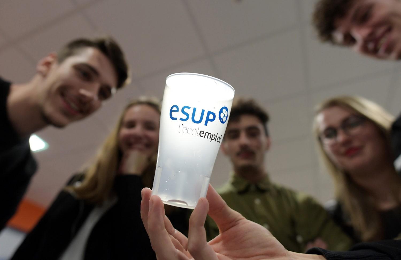 L'ESUP, École Supérieure de Commerce & de Management