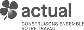 Logo groupe actual